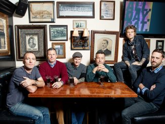 LIVE REVIEW: Dropkick Murphys at Alexandra Palace, London