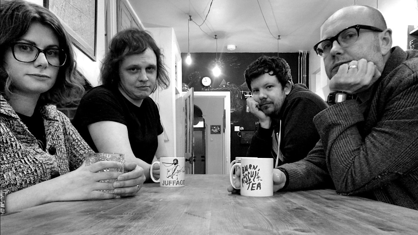 TRACK PREMIERE: GodNo! Release debut single 'Unholy Water' - Listen Now