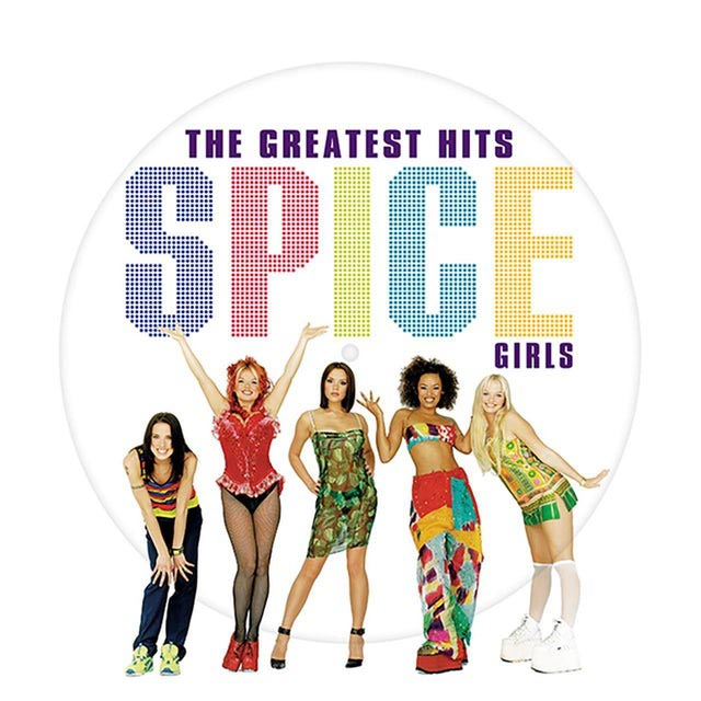 "SPICE GIRLS Re-release ""Spice World"" and ""Greatest Hits"" on vinyl 2"