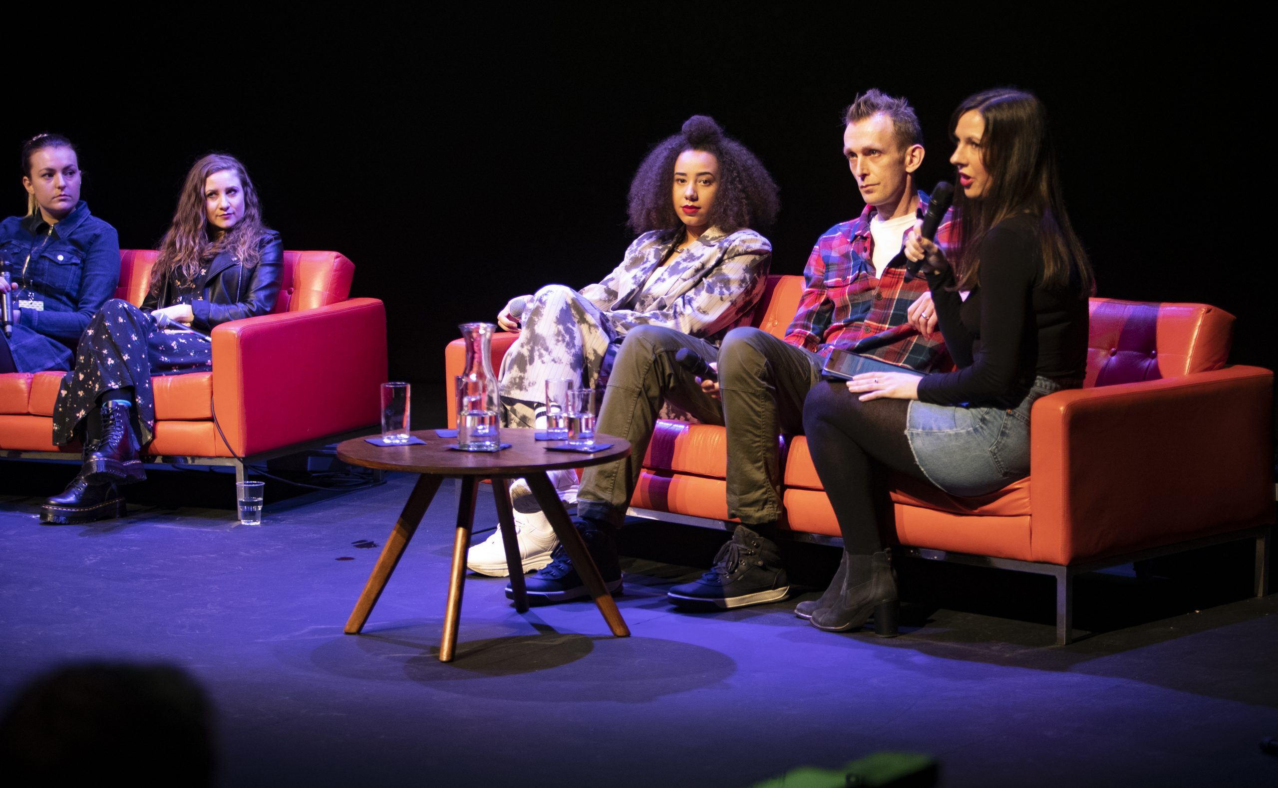 Output Conference 2020 @ The Mac Theatre, Belfast AIM UK