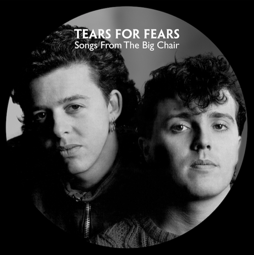 TEARS FOR FEARS announce 35th anniversary 'Songs From The Big Chair' reissue 1