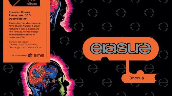 ALBUM REVIEW: ERASURE - 'Chorus' Remastered & Expanded Edition