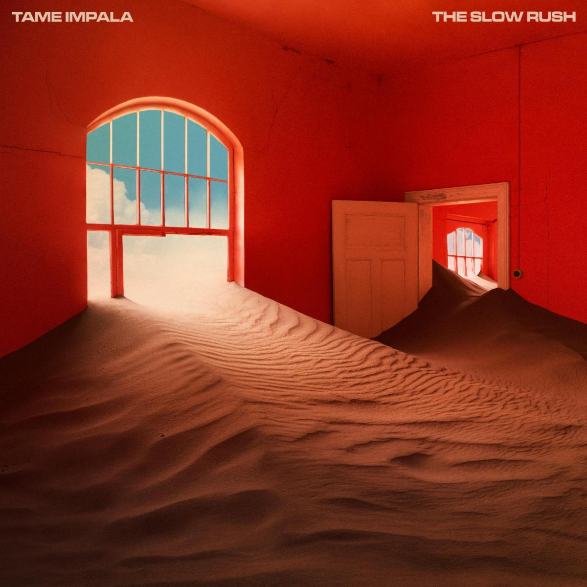 ALBUM REVIEW: Tame Impala - 'The Slow Rush'