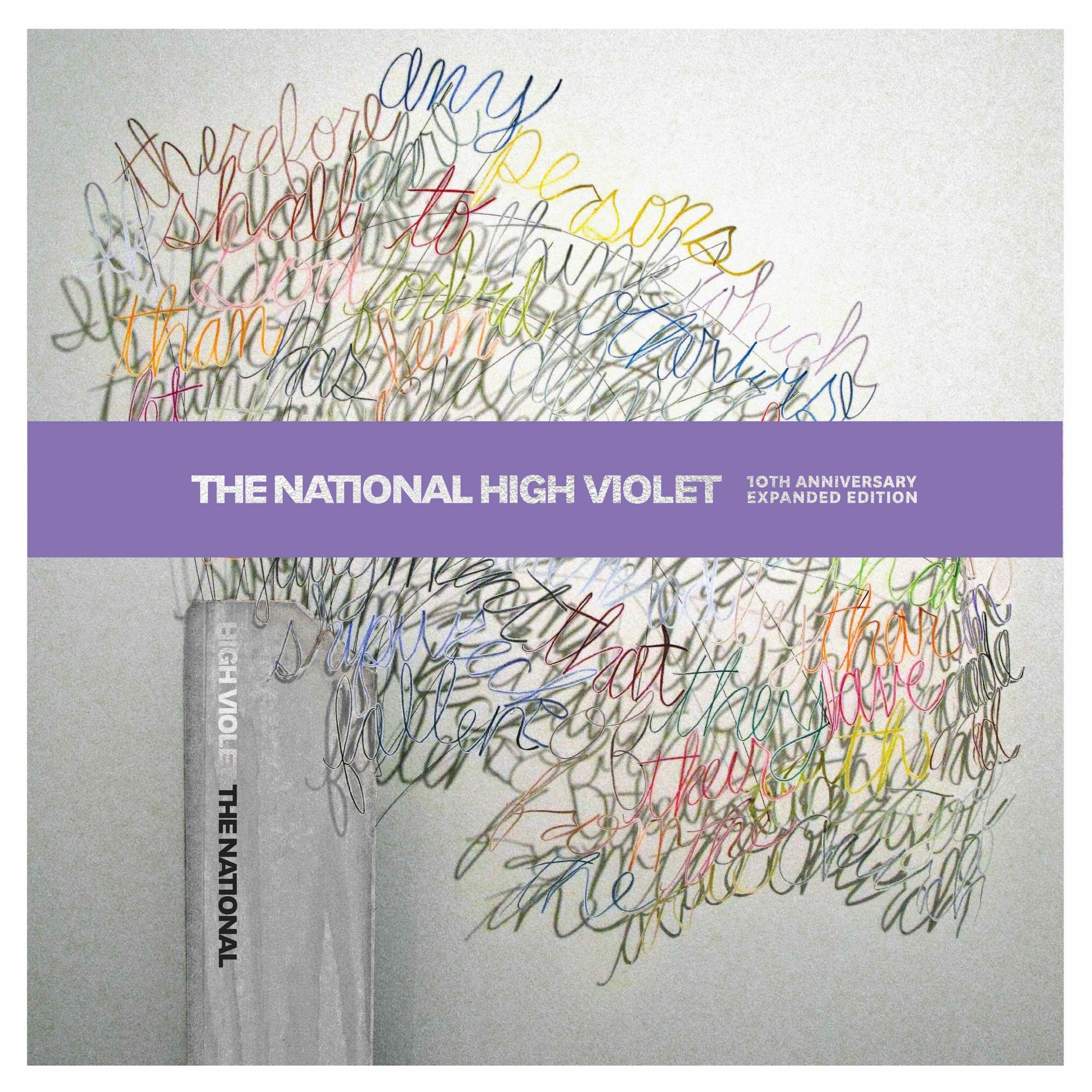 THE NATIONAL Announce 'High Violet' 10-Year Anniversary Triple LP 2