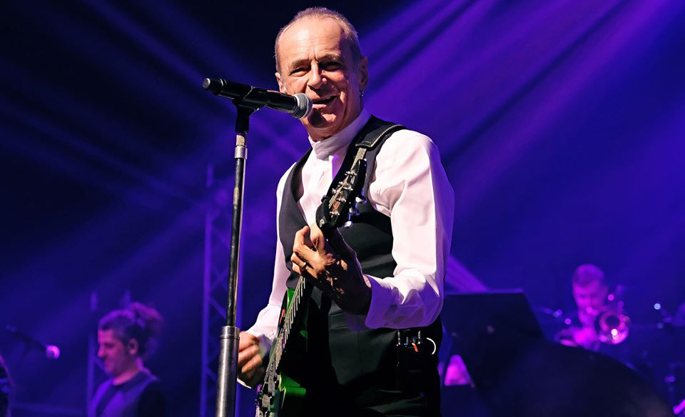 FRANCIS ROSSI Announces New Spring 2021 dates for all postponed 'I Talk Too Much' Spoken Word shows 1