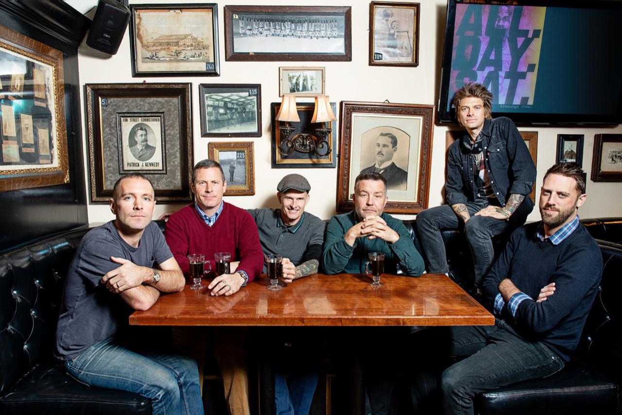 DROPKICK MURPHYS Release New single 'Mick Jones Nicked My Pudding', Following Worldwide Streaming Concert