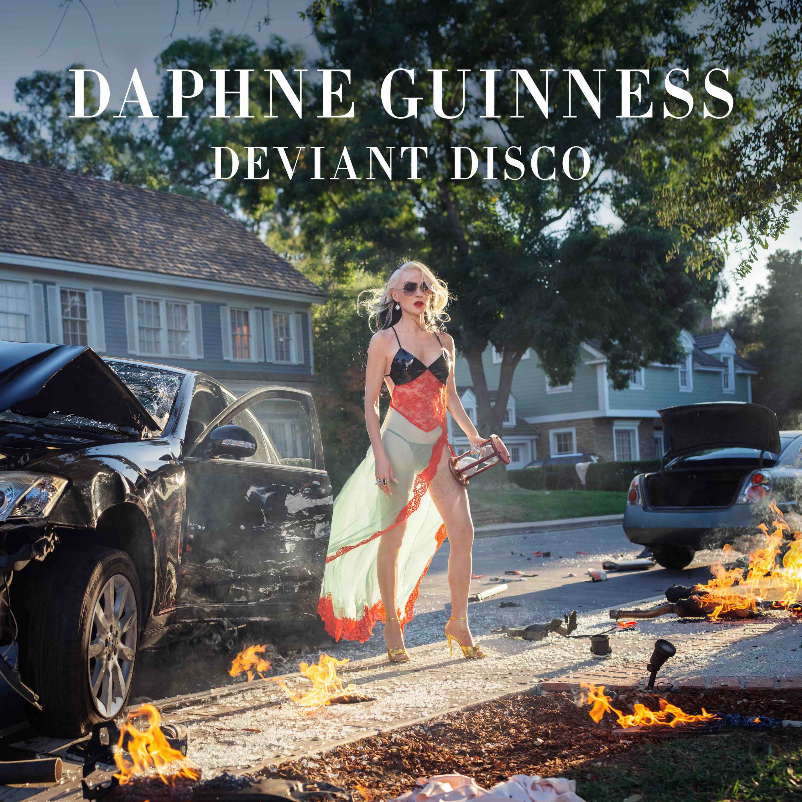 DAPHNE GUINNESS today releases a new single, 'Deviant Disco ...