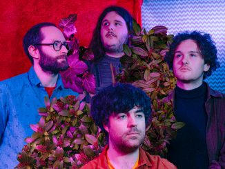 Belfast quartet JUNK DRAWER release motorik, post-punk and psych infused single 'Temporary Day'