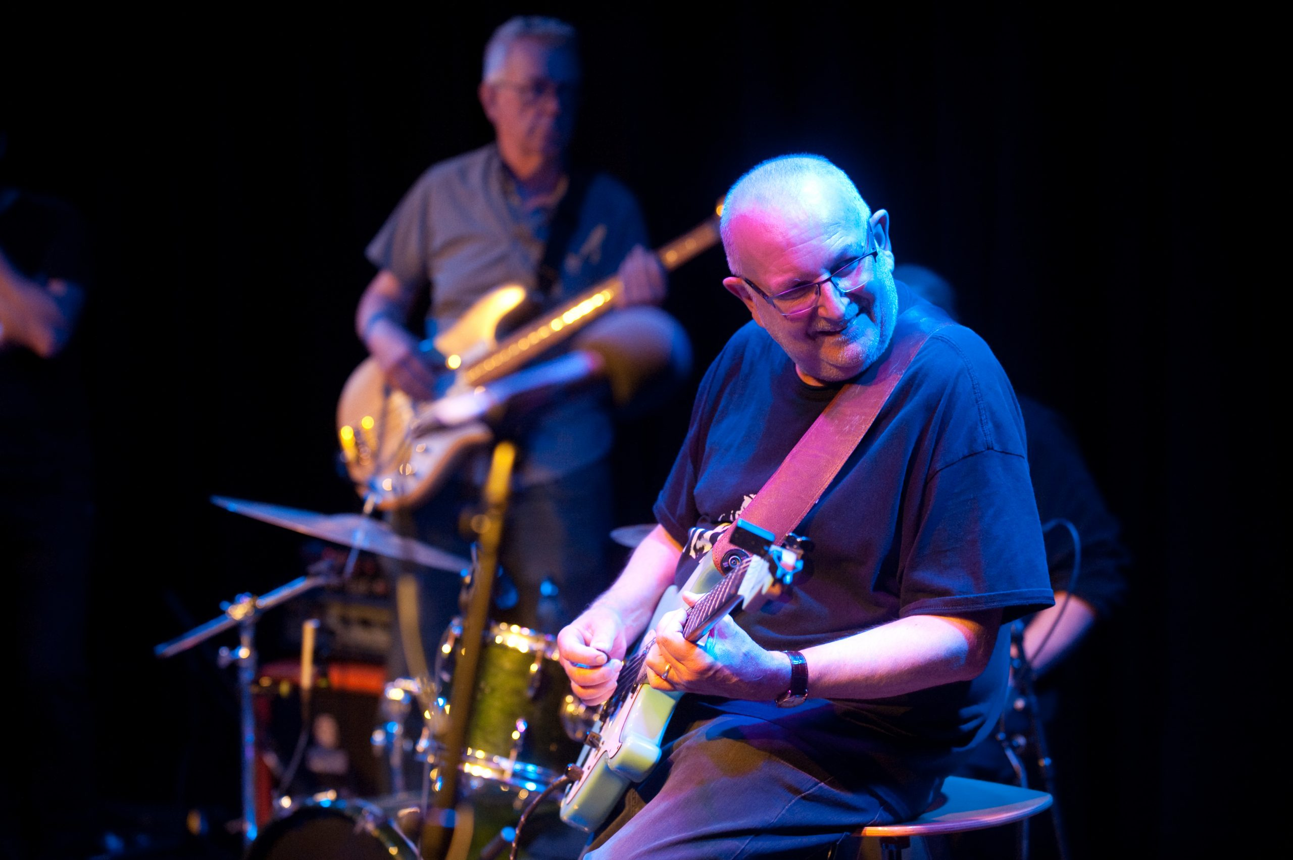 Northern Ireland blues guitar legend RONNIE GREER releases swinging live album – Blues Constellation 1