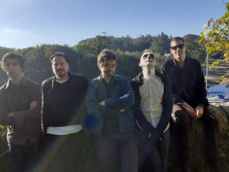 VIDEO PREMIERE: The Leg - Trouble At The Center of The Universe