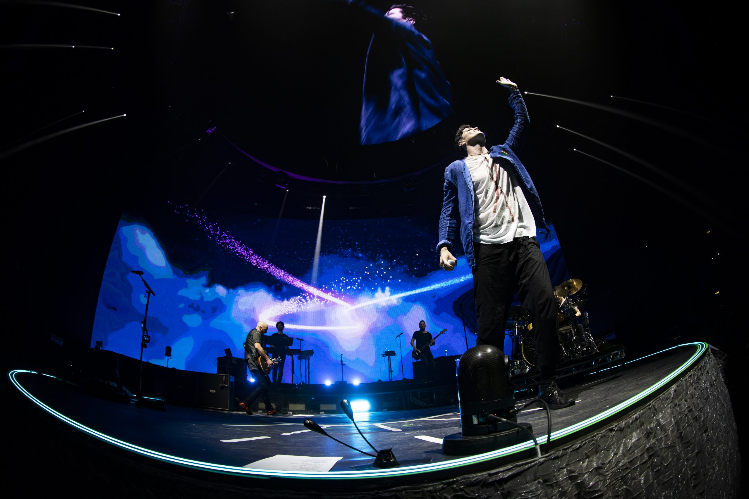 IN FOCUS: The Script + Becky Hill @ SSE Arena Belfast Becky Hill