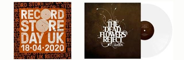 THE DEAD FLOWERS REJECT To Be Released on Vinyl for UK Record Store Day