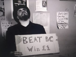 BC CAMPLIGHT shares video to new track 'Cemetery Lifestyle'