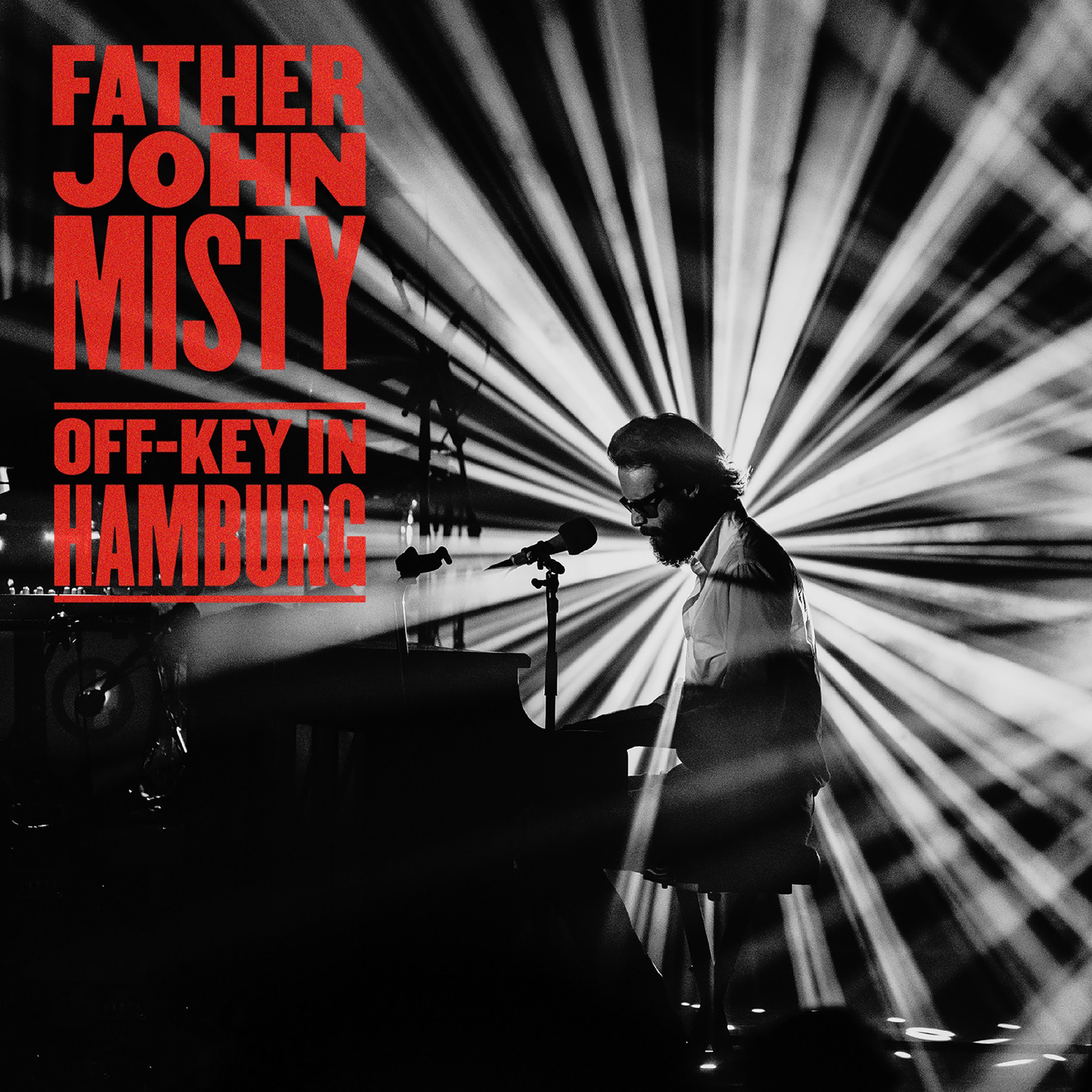 FATHER JOHN MISTY releases live album 'Off-Key In Hamburg' - all proceeds from the release will be donated to MusiCares COVID-19 Relief Fund