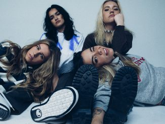 THE ACES return with new music video for single 'DAYDREAM'