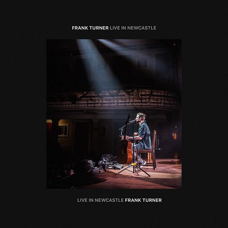 Frank Turner announces 'Live In Newcastle' album