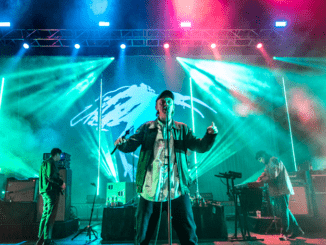 DMA'S announce live stream of O2 Brixton show and release live video of 'Silver'