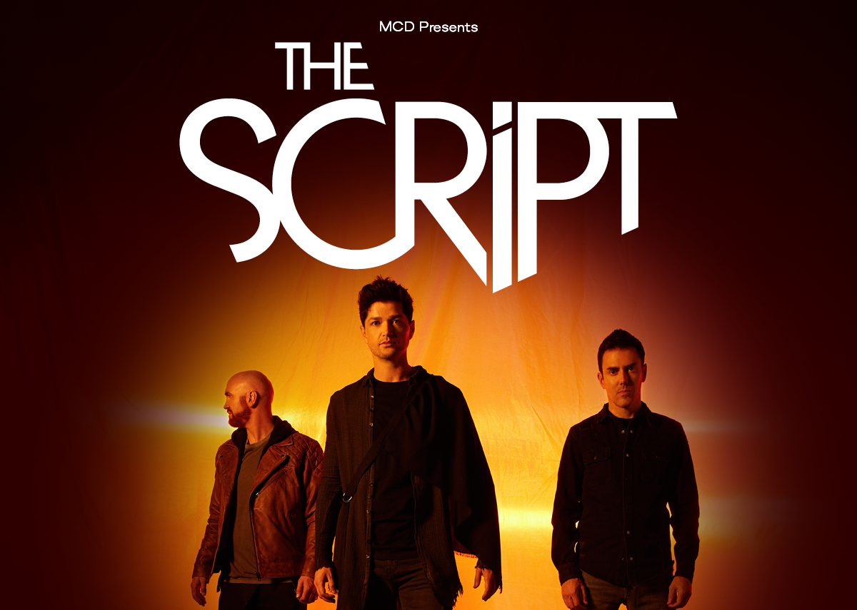 THE SCRIPT announce free concert for HSE/NHS frontline staff and Primary Care workers 1