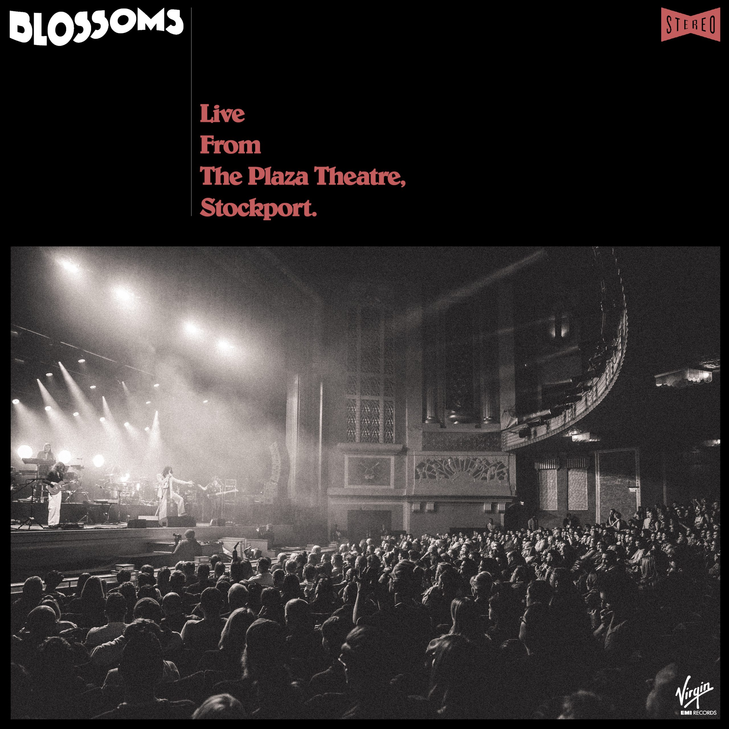 BLOSSOMS reveal live version of their latest single 'If You Think This Is Real Life'