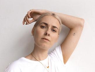 Icelandic singer and songwriter Áslaug