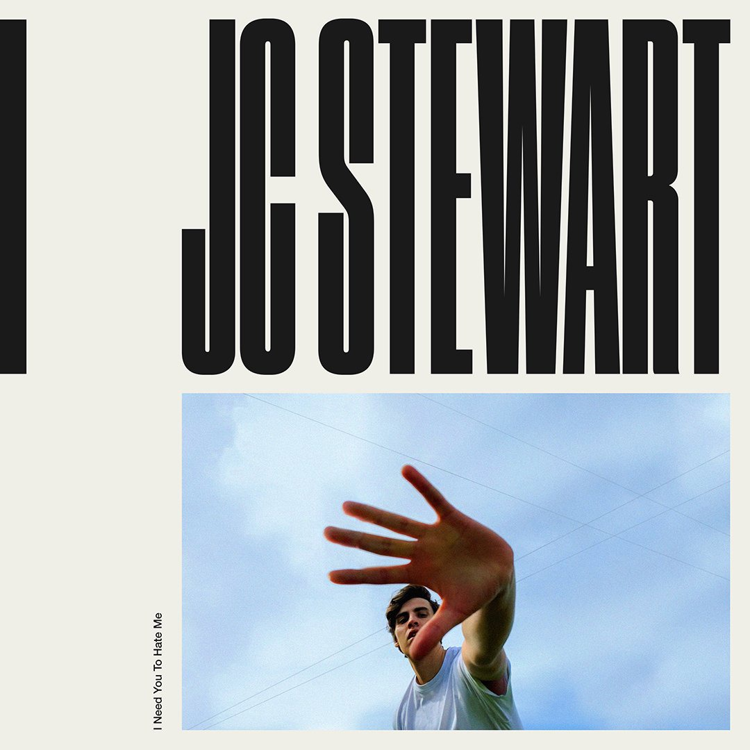 JC STEWART shares new single 'I Need You To Hate Me' - Listen Now 2