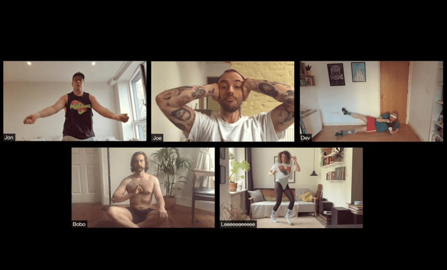 IDLES have returned with a new single 'Mr. Motivator' - Watch Video