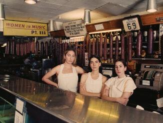 ALBUM REVIEW: Haim - Women In Music Pt. III