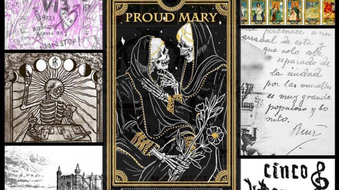 ALBUM REVIEW: Proud Mary - Songs From Catalina