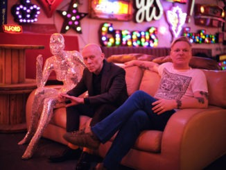 ERASURE Announce new album 'The Neon' out 21 August - Listen to 'Hey Now (Think I Got a Feeling)' Now