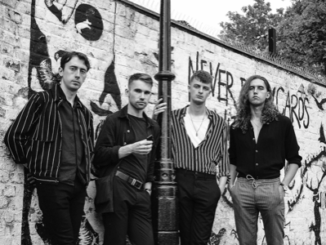 THE CLOCKWORKS release their exhilarating latest single 'The Future Is Not What It Was' - Listen Now