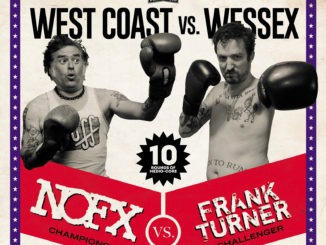 NOFX and FRANK TURNER announce split covers album and share two singles