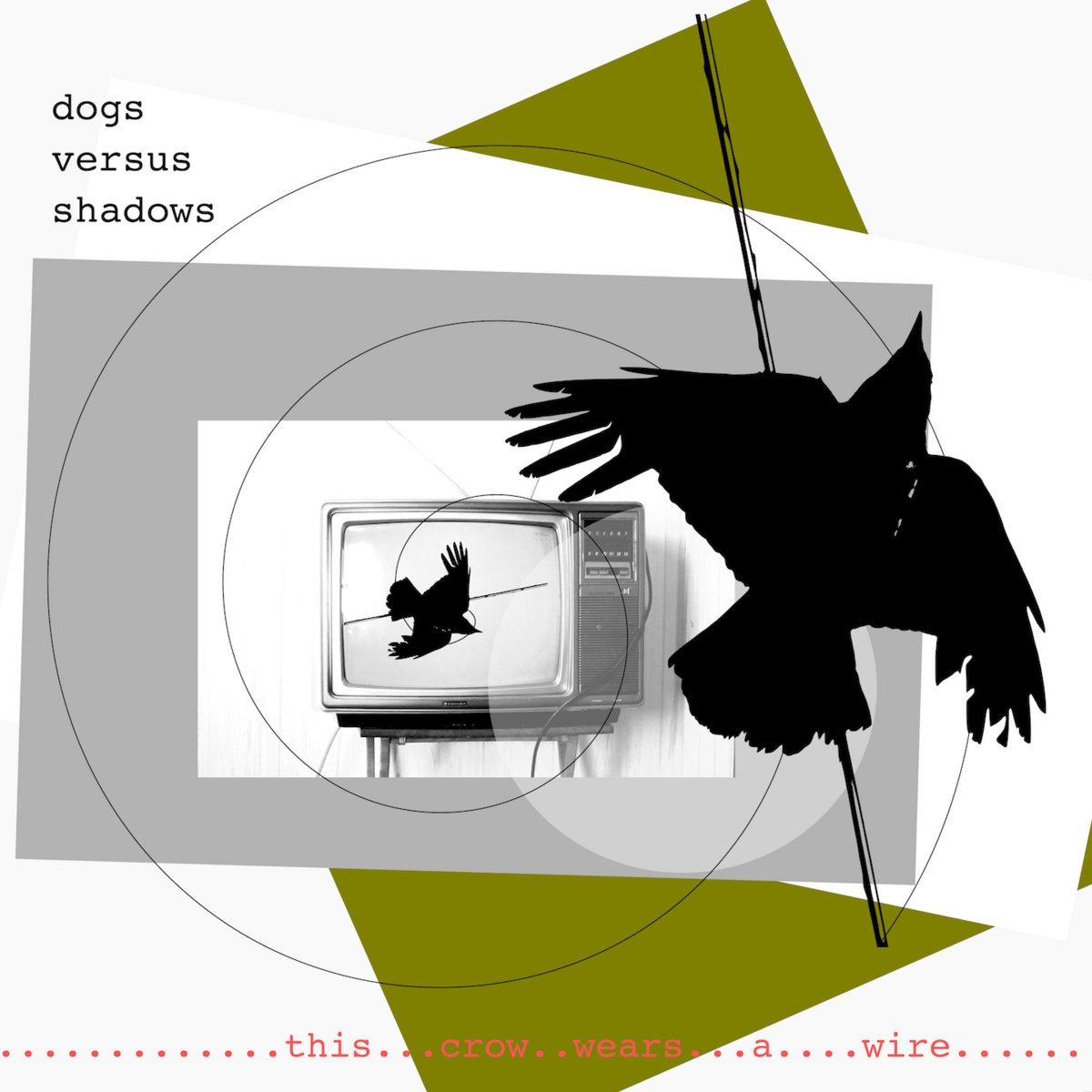 ALBUM REVIEW: Dogs Versus Shadows – This Crow Wears A Wire