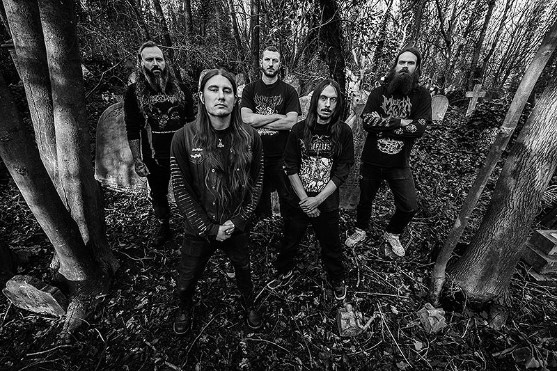 British Death Metallers DECREPID share new track 'Plagued by Mortality' - Listen Now 1