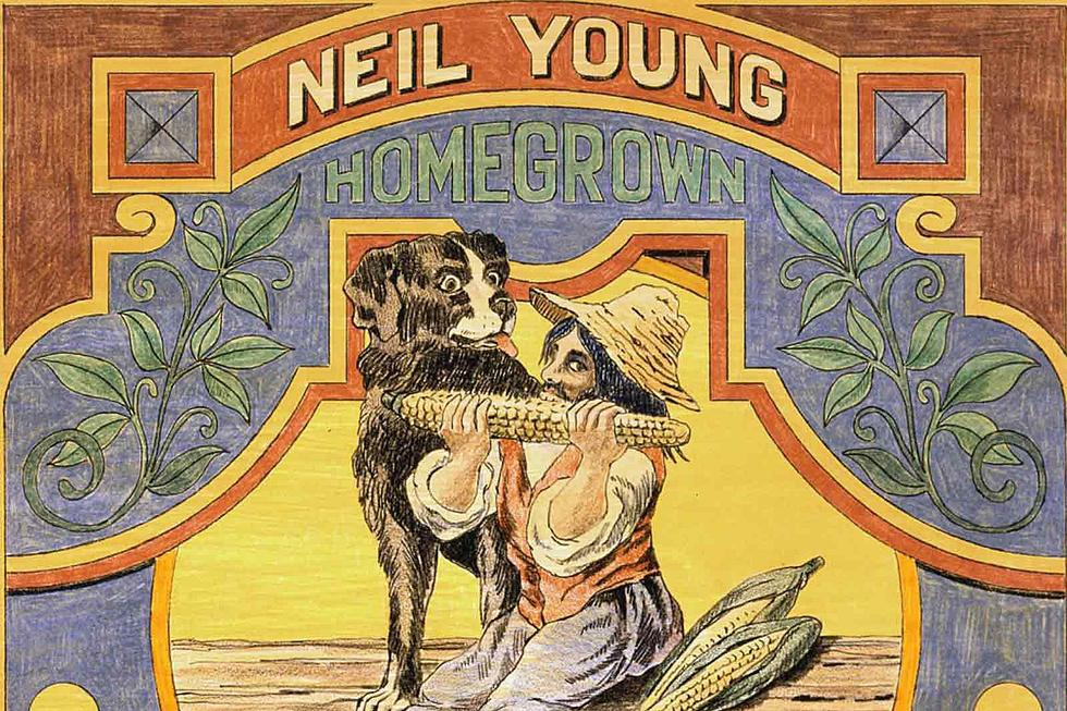 ALBUM REVIEW: Neil Young - Homegrown