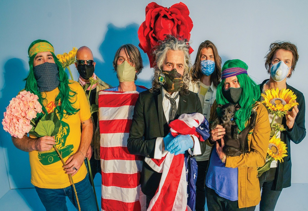 THE FLAMING LIPS announce new album 'AMERICAN HEAD' out 11th September - Watch video for new track 'My Religion Is You' 2