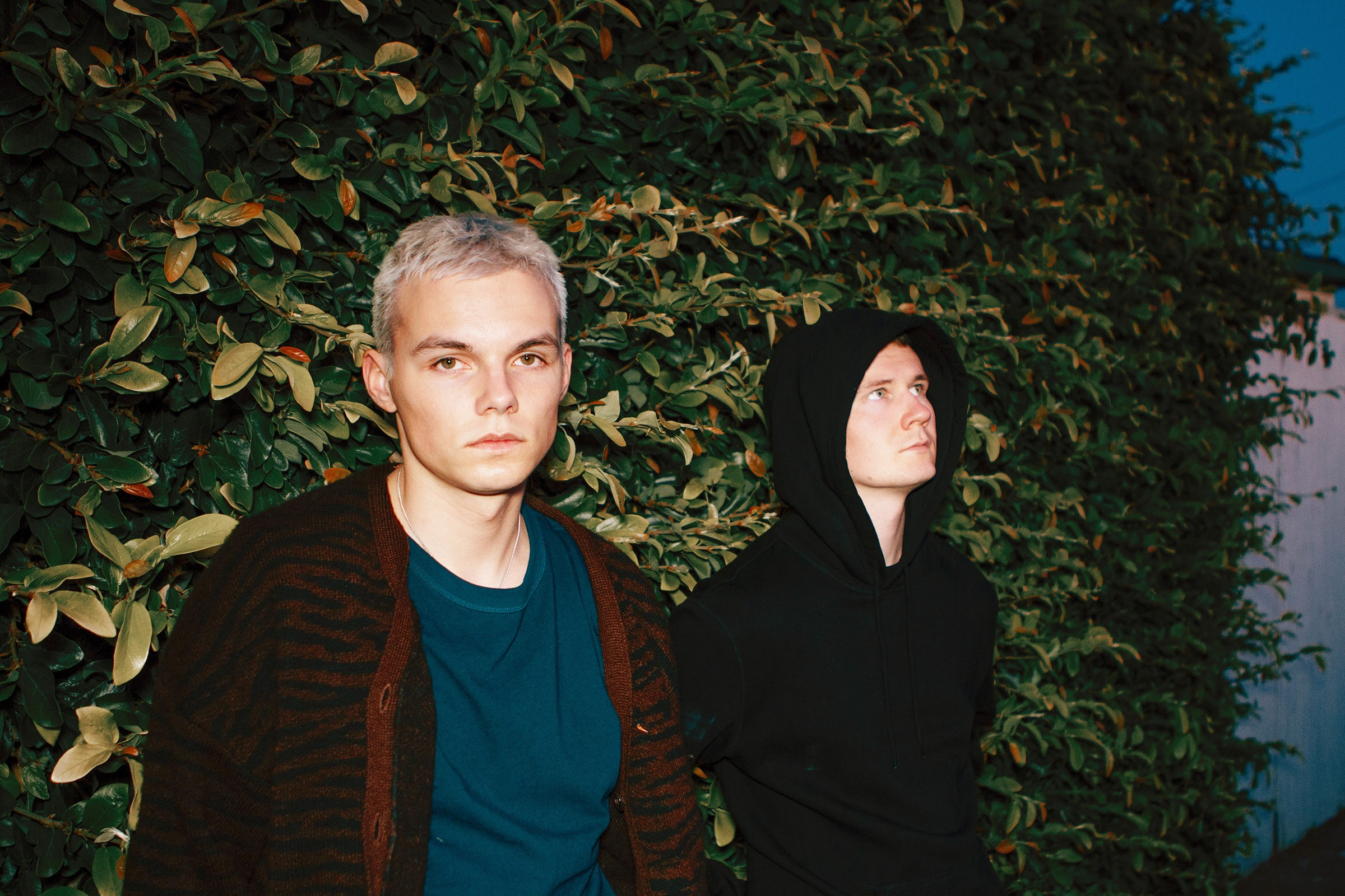 INTERVIEW: Swedish genre bending duo SLIDE on 'Things I Tell Myself' EP 4