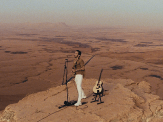 DENNIS LLOYD shares 'Alien (Live at Mitzpe Ramon)' - Watch the live video Now!