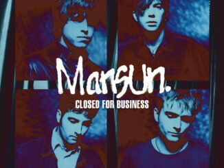 MANSUN Announce 'Closed For Business' 25th anniversary deluxe box set - Out 27th November 2020 1