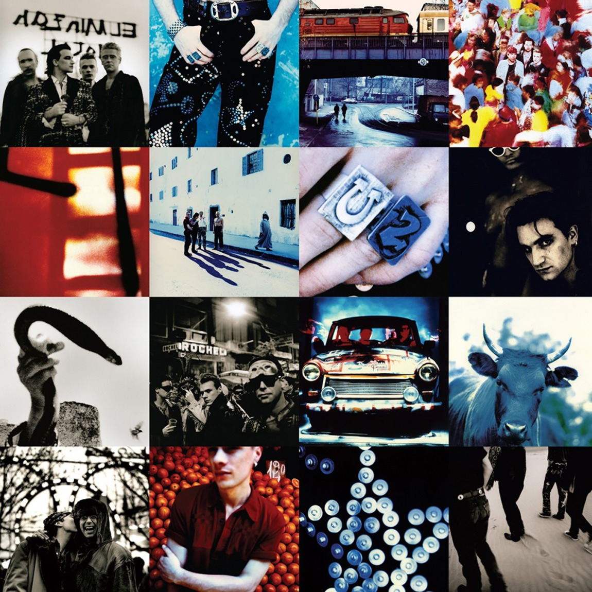 Classic Album Revisited: U2 - Achtung Baby