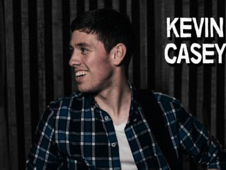 KEVIN CASEY releases indie rock anthem 'Sing My Soul To Sleep' - Listen Now