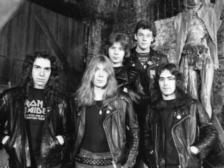 IRON MAIDEN announce 40th anniversary vinyl of debut album 1