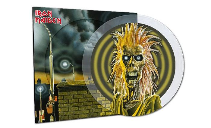 Iron Maiden'
