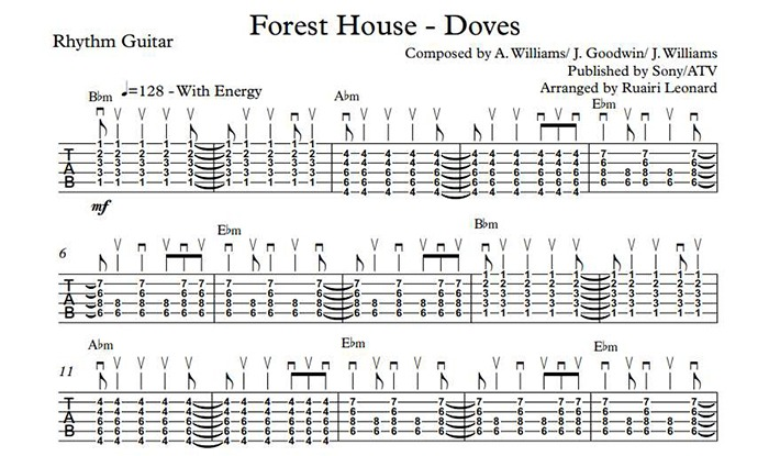 doves forest house