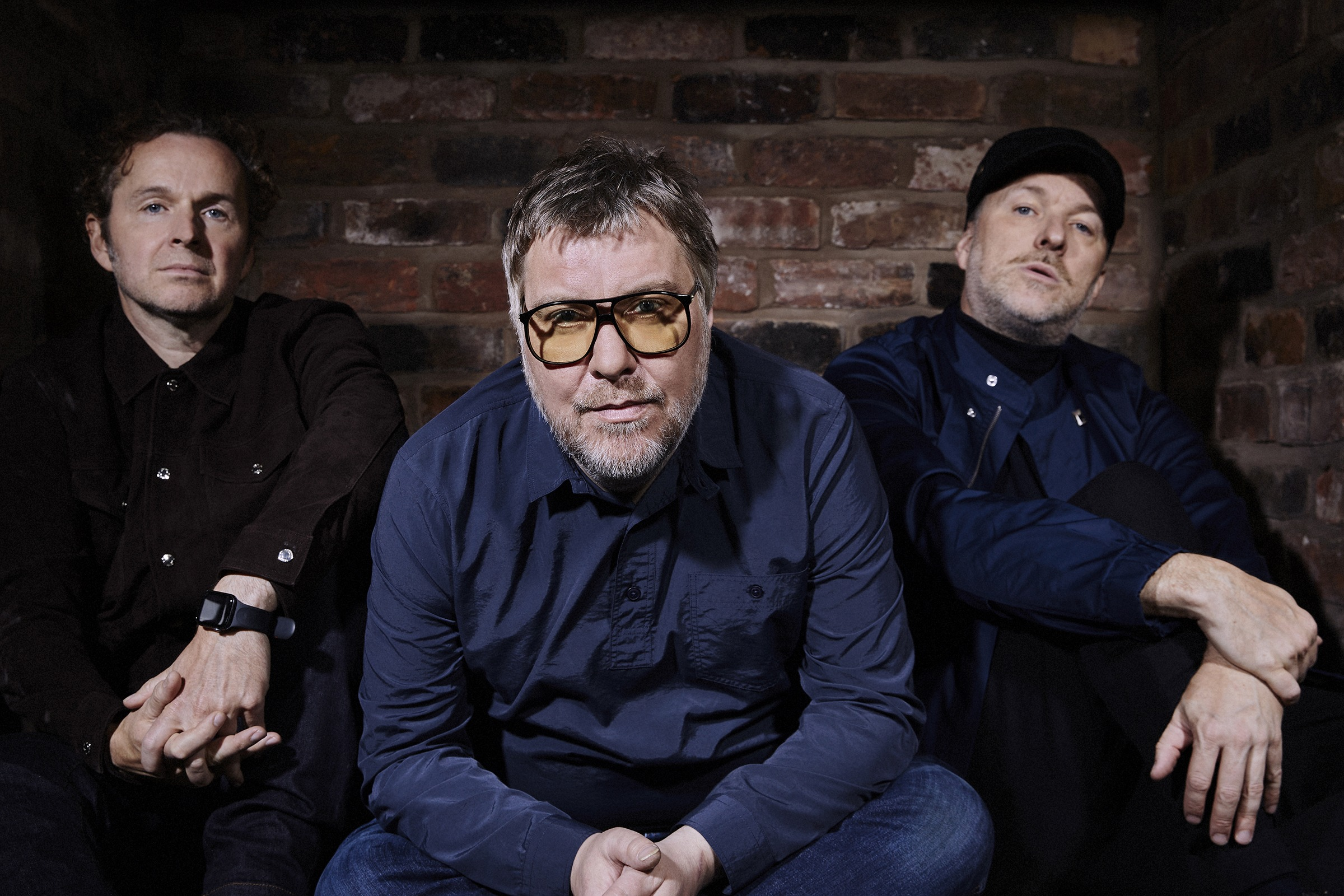 Doves Andy Williams xs noize interview
