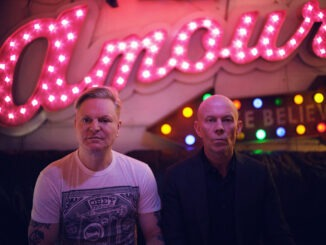 ERASURE announce 2021 tour dates including Dublin's 3Arena on 4TH OCTOBER 1