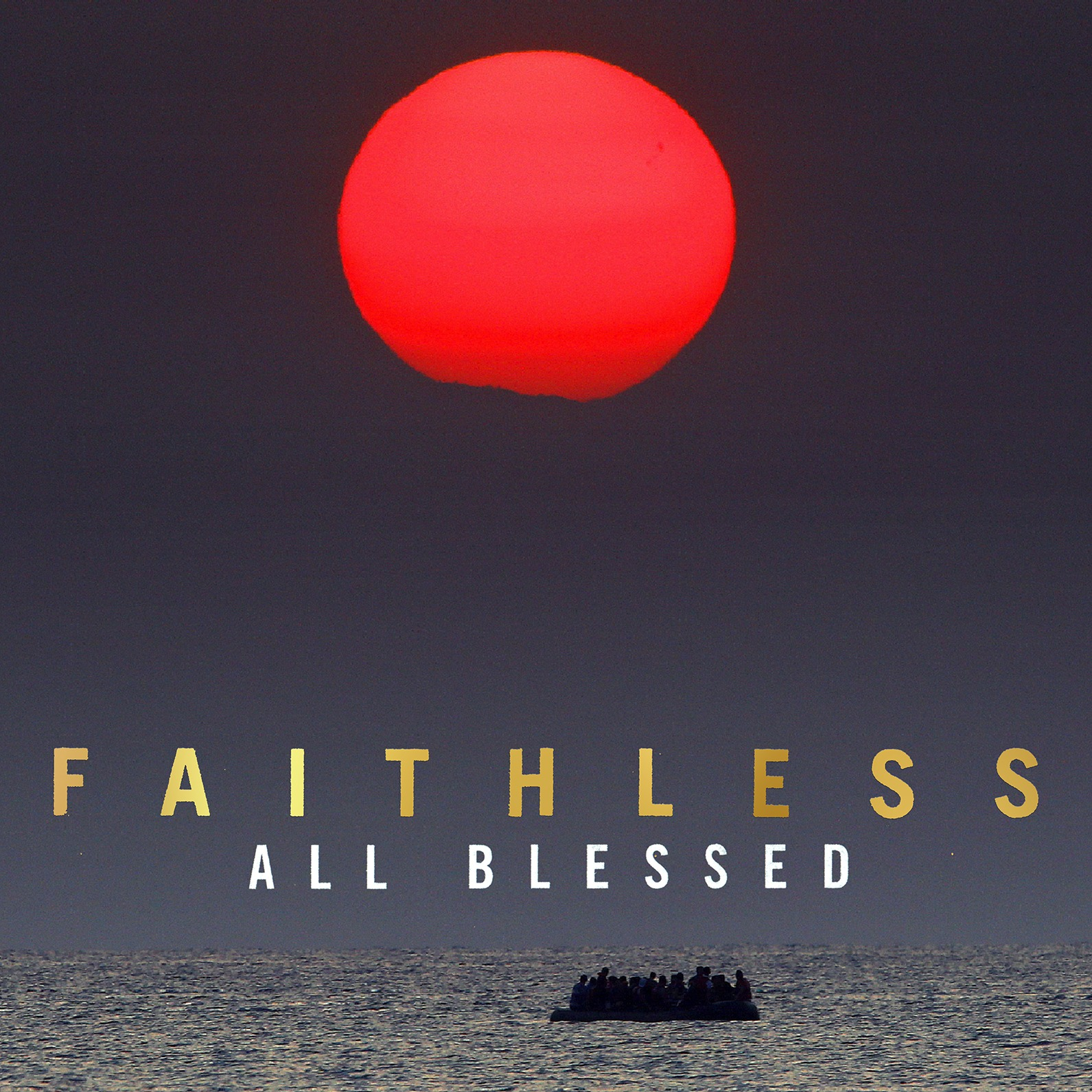 FAITHLESS announce their first new album in ten years, 'All Blessed' - Out 23 October