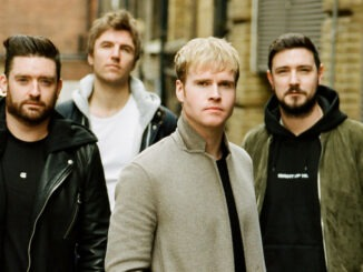 KODALINE announce a return to Belfast's Custom House Square on Friday 20th August 2021 CUSTOM HOUSE SQUARE