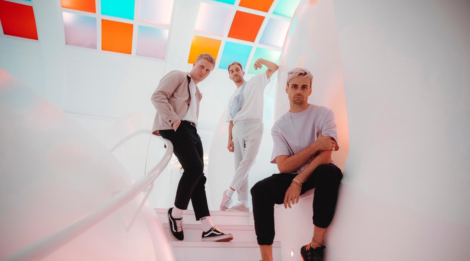 INTERVIEW: Scottish alt-pop band LIIMO discuss debut album 'Volume 01' 1