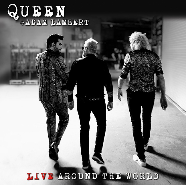 Queen + Adam Lambert Live Around the World