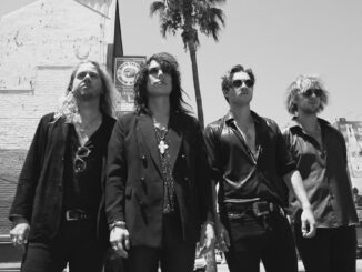 THE STRUTS & ROBBIE WILLIAMS release video for 'Strange Days' - Watch Now